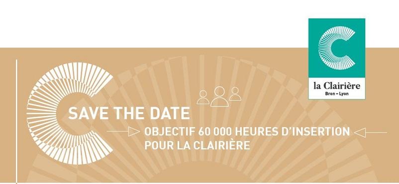 60 000 heures d'insertion par l'emploi pour la Clairière